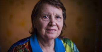Оптимизм и жизненная энергия, которые излучает Татьяна Нифатова, можно почувствовать, даже глядя на ее портрет.